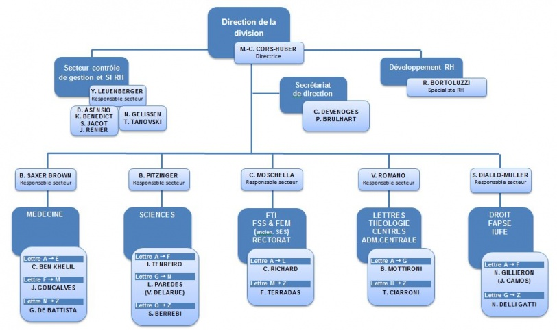 Chanel organigramme for Chambre d agriculture 13 organigramme