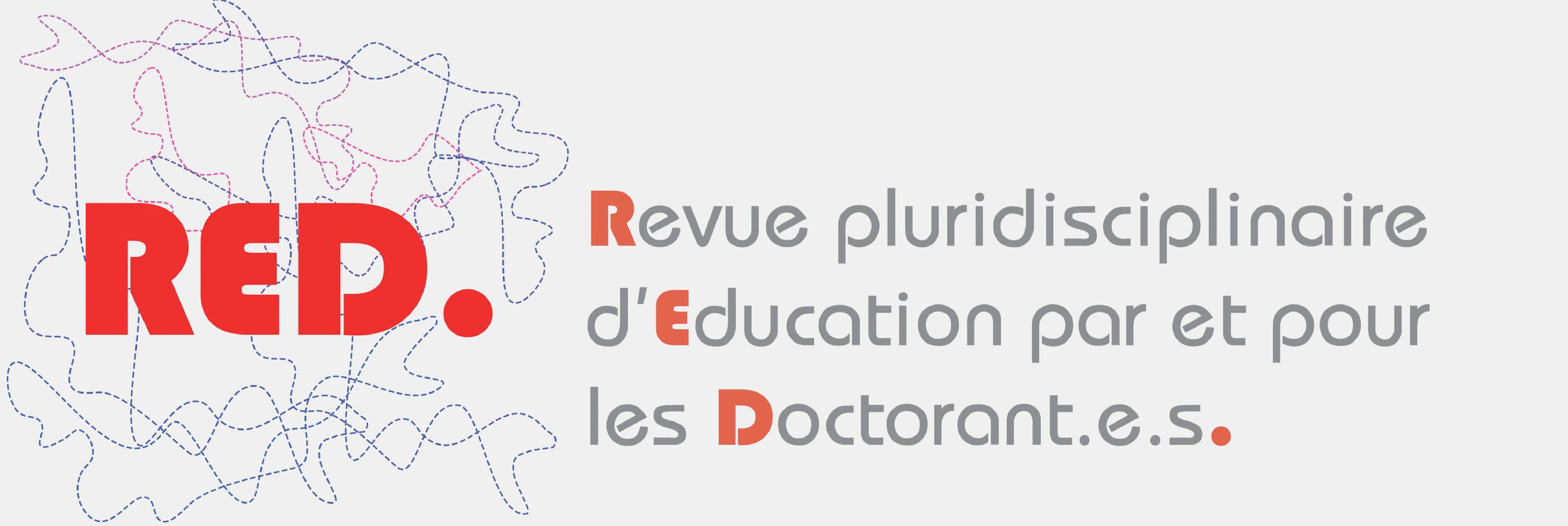 Logo de la revue RED