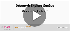 introduction Explore Genève