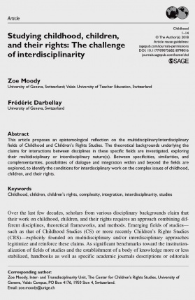 The challenge of interdisciplinarity-cover.jpg