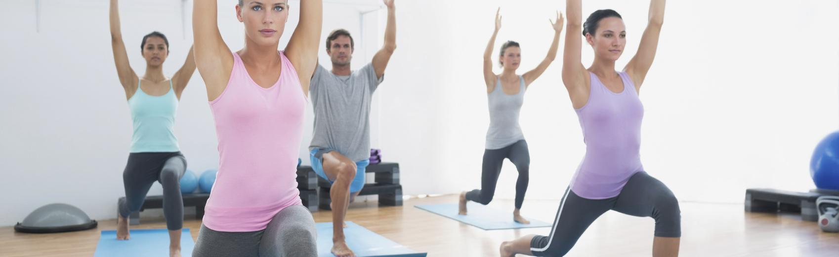 Le pilates – du nom du fondateur Joseph Pilates – vise à rééquilibrer les muscles profonds et superficiels afin d'acquérir un corps sain et performant au quotidien.  Aux sports universitaires, les exercices au sol sur tapis permettent d'acquérir les bases de la méthode et de bénéficier d'un assouplissement et d'un renforcement musculaire équilibré.