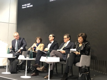 "3 décembre 2019: Table ronde : ""Water disputes: how to prevent and solve them?"""