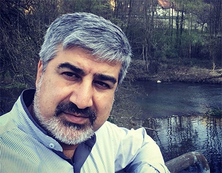 Mahdi Jahandar