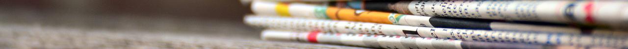Revue presse pile journaux