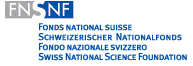 Logo Fonds national suisse (FNS)