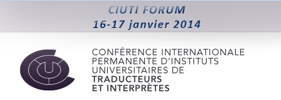 CIUTI Forum 2014 : Pooling Academic Excellence with Entrepreneurship for New Partnerships