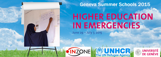 Summer School: Higher Education in Emergencies
