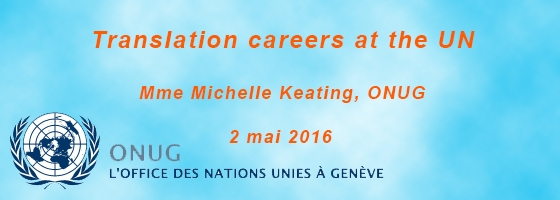 Translation careers at the UN