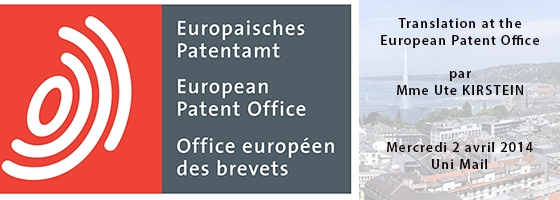 Translation at the European Patent Office