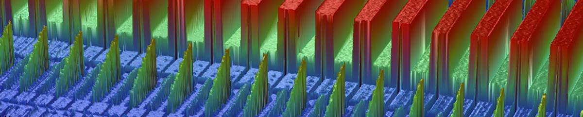 MEMS interferometric image