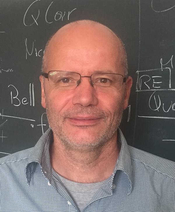 Hugo Zbinden, quantum technologies, QRANGE, Quantum Flagship