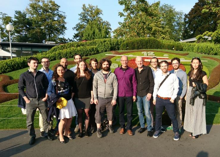 Quantum Technologies Geneva - 2017, Zbinden, Thew