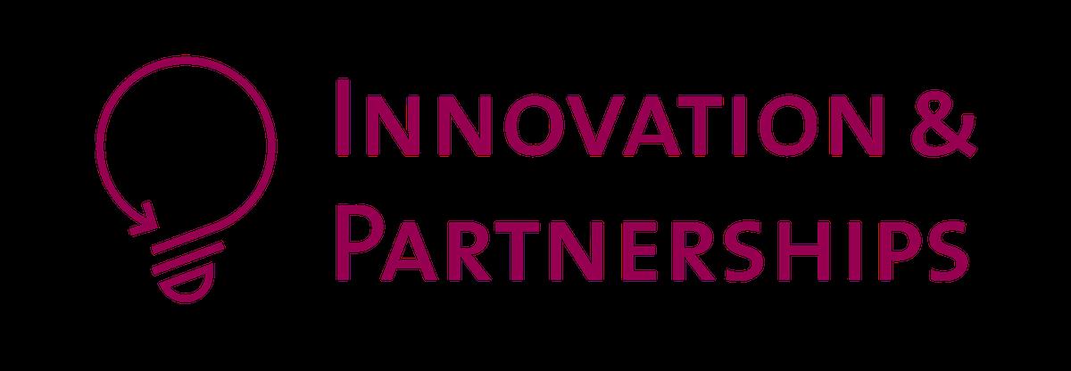 innovation an partnerships logo image