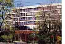 bâtiment du C.M.U. à Genève