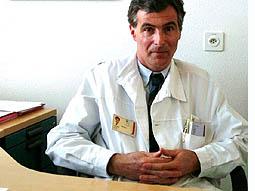 Le Dr Jacques Philippe est professeur à l'Unité de diabétologie clinique