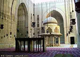Mosquée du Sultan Hassan, Le Caire