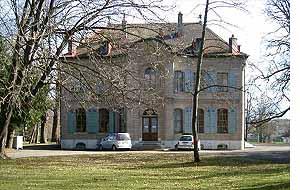 Villa Rigot, siège du RUIG