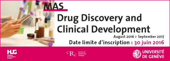 MAS - Drug Discovery and Clinical Development
