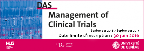 DAS Management of Clinical Trials