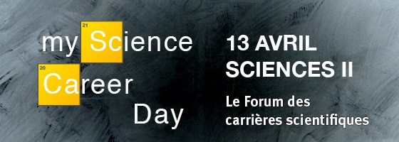 myScience Career Day