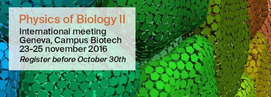 Physics of Biology II international meeting