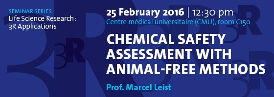 Chemical Safety Assessment with Animal-Free Methods