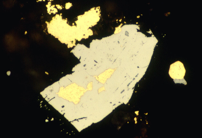 Mineral Resources And Geofluids Ore Microscopy Applied